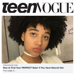Tracy Riggs - Teen Vogue